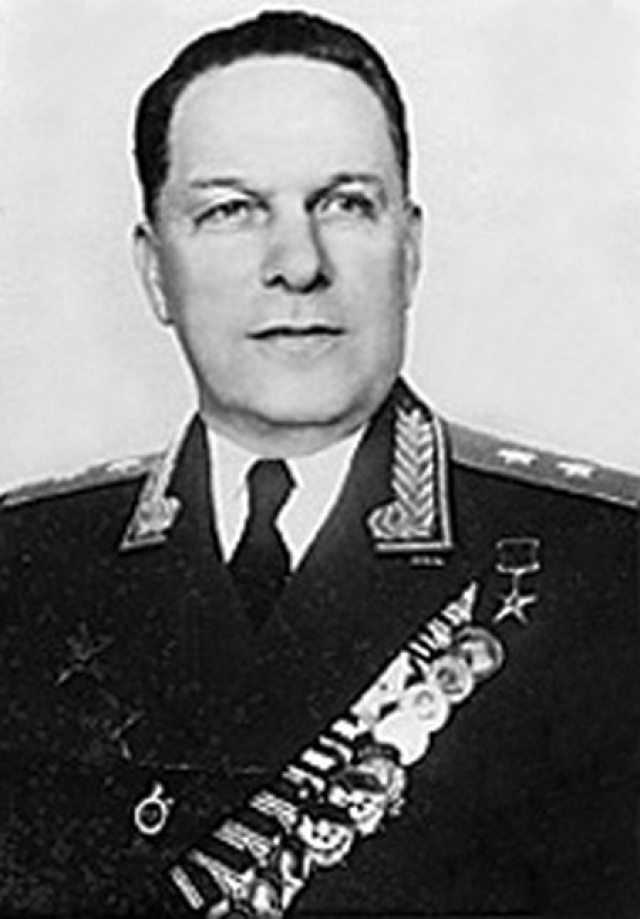 Генерал Александр Мрыкин — председатель научно-технического комитета РВСН