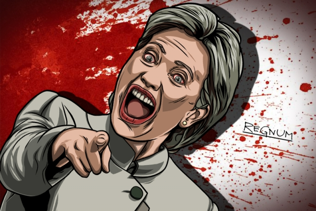 «С прицелом на Госдеп»: «русская шпионка» пыталась подобраться к Клинтон