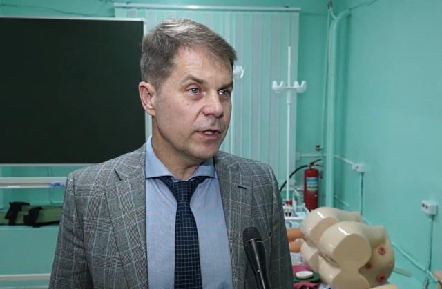 Министр Здравоохранения Иркутской области Ярошенко