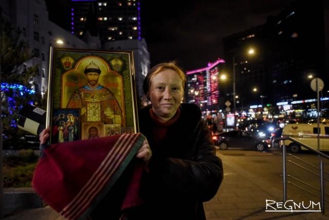 На премьеру «Матильды» в Москве принесли 30 сребреников