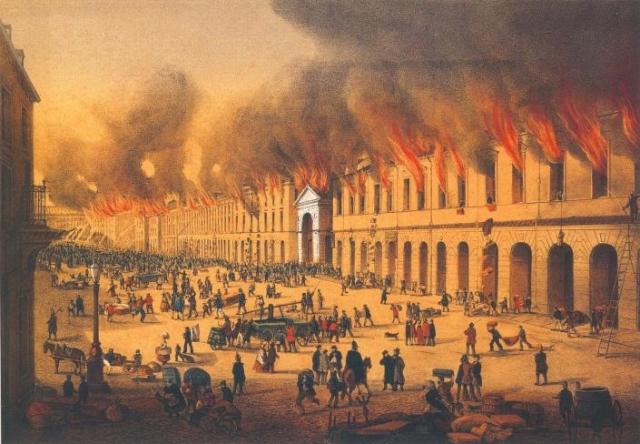 В Петербурге дали добро четвертой попытке реконструкции Апраксина двора