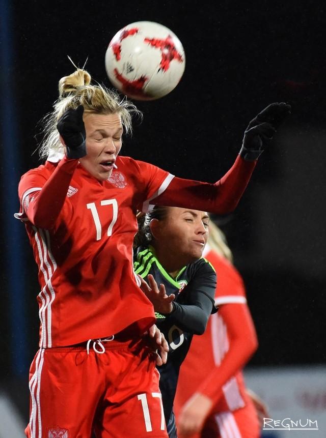 наносить несколько футбол женщины россия-хорватия 2017 екатерина пантюхина будьте осторожны, распыляя