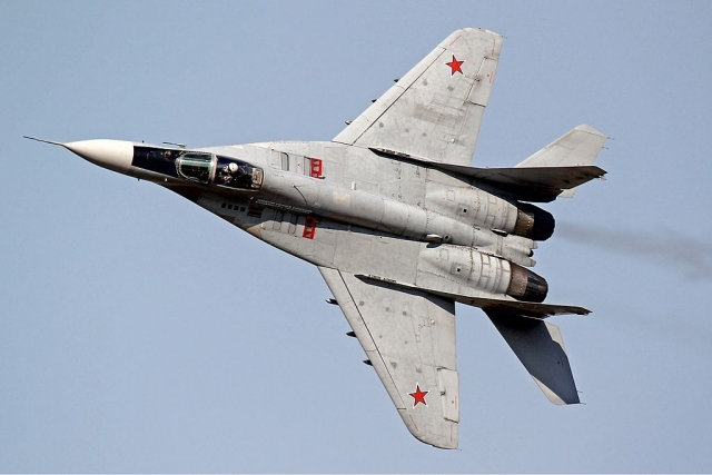 Скандал в ВВС Болгарии: Лётчики отказались вылетать на старых МиГ-29