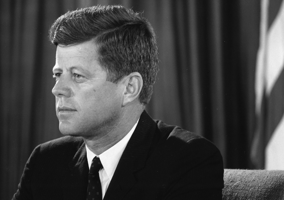 an analysis of the assassination of john f kennedy 35th president of the united states of america John f kennedy let the word go forth from this time and place john f kennedy was inaugurated as the 35th president of the united states on january 20, 1961.
