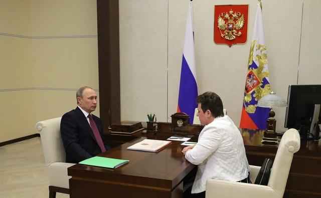 У Путина — проблемы, у Орловой — достижения