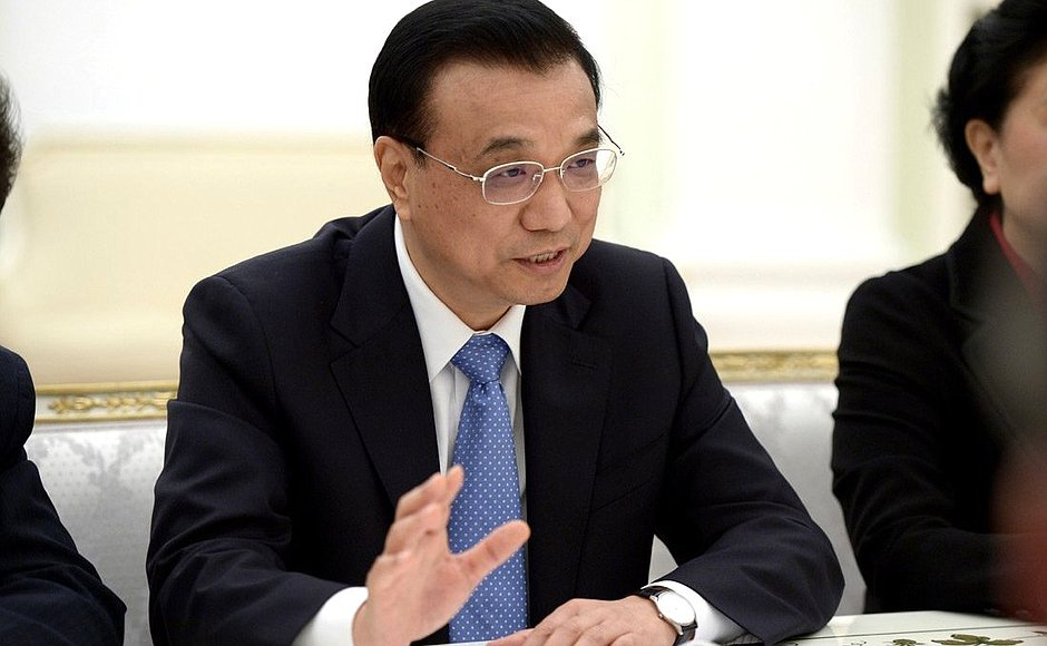 Премьер КНР Ли Кэцян