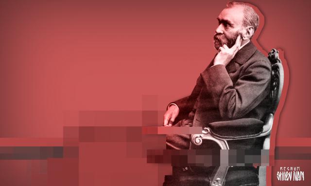 Первичный воспламенитель: как Нобель укрощал нитроглицерин