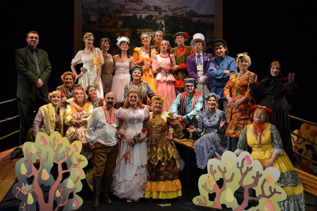 картинка артистов драматического театра фото