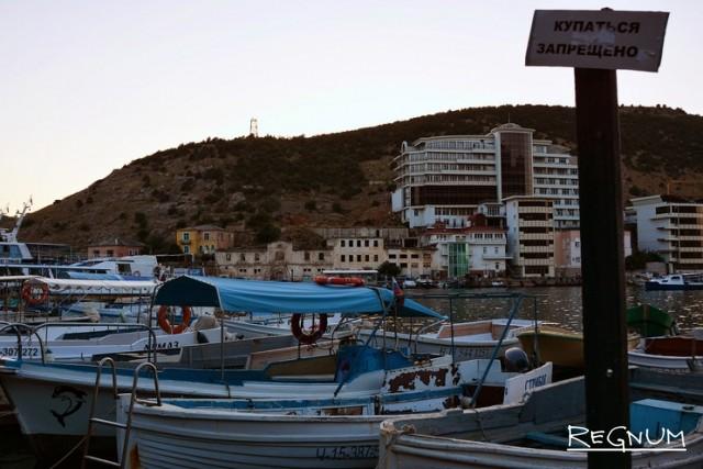 Севастополь: «элитный» яхтенный туризм в Балаклаве угрожает рыбакам