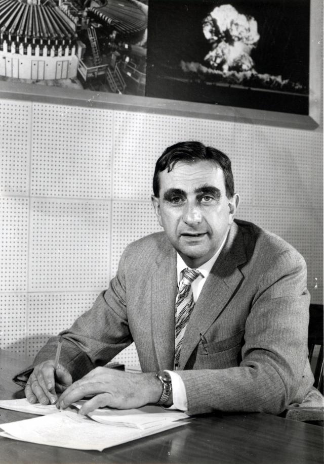 Эдвард Теллер (1958)