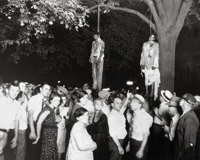 the horrors of lynching