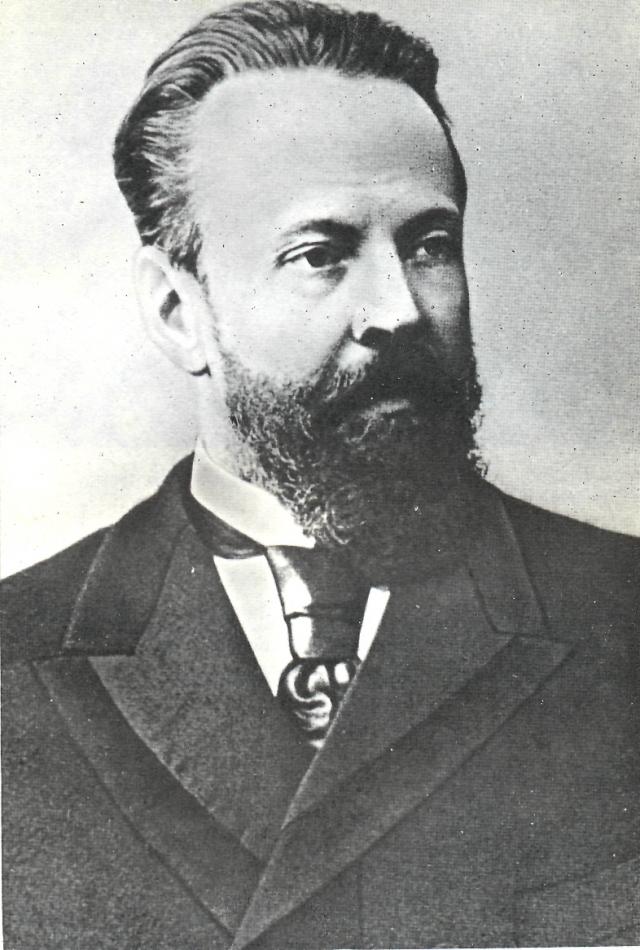 Сергей Витте. 1905