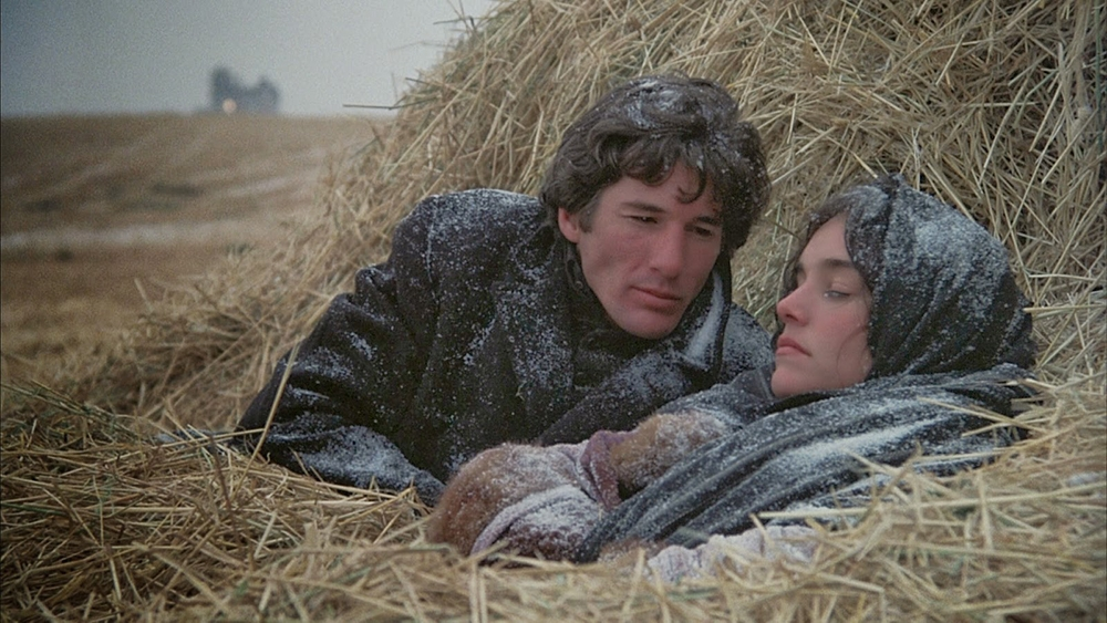 a movie analysis of days of heaven directed by terrence malick