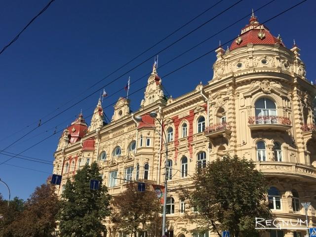 Здание городской думы — здание в Ростове-на-Дону, построенное в 1899 году