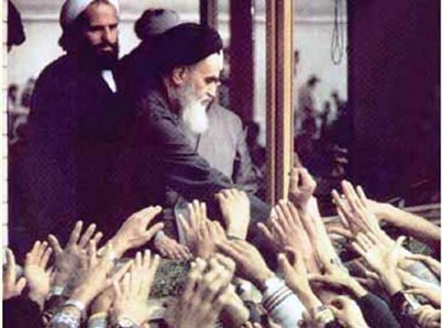 Хомейни и народ