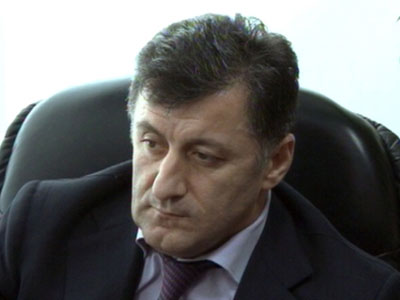 Депутат Госдумы Умахан Умаханов