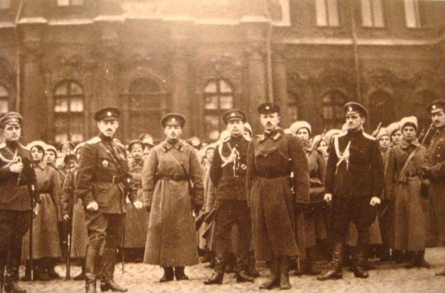 Войска Временного правительства