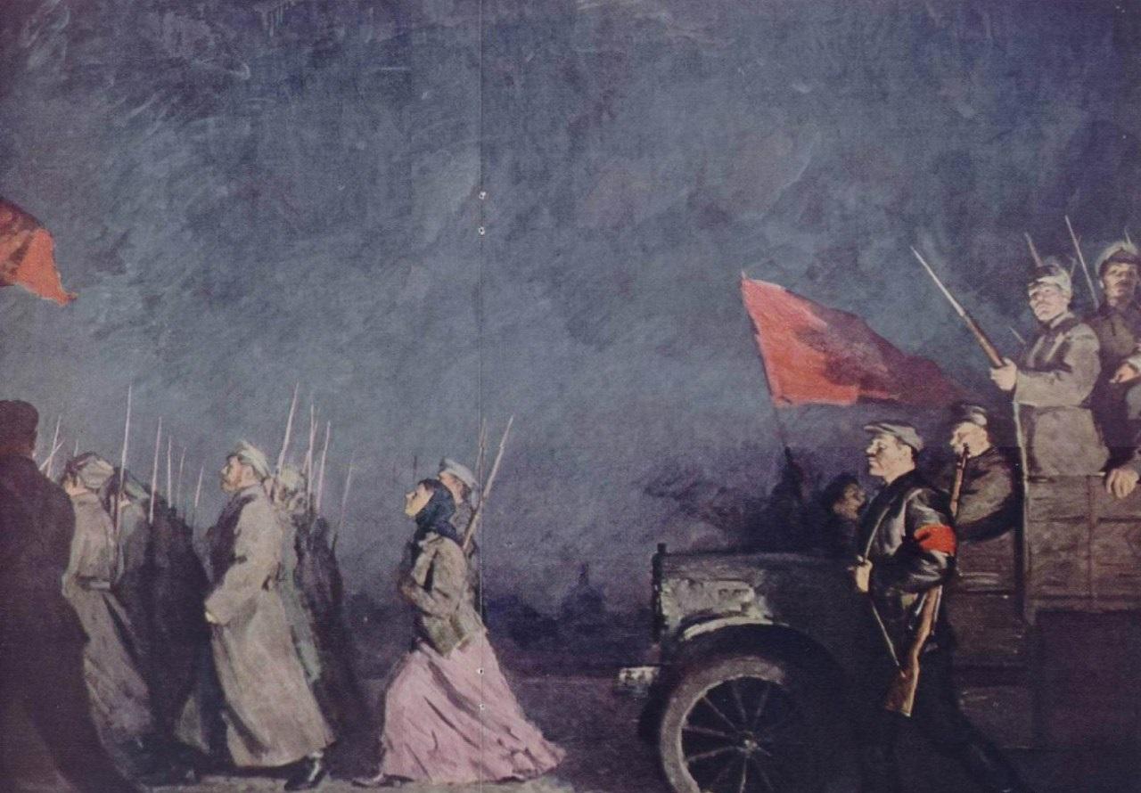 Виктор Цыплаков. Великая ночь