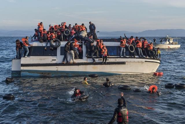 В Средиземном море за двое суток погиб 31 мигрант