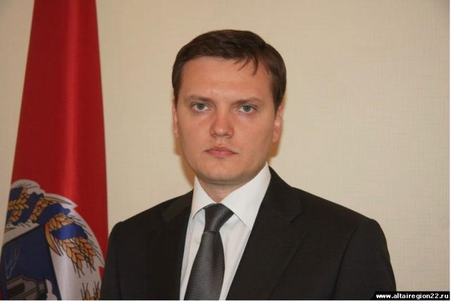 Депутат госдумы от Алтайского края Даниил Бессарабов