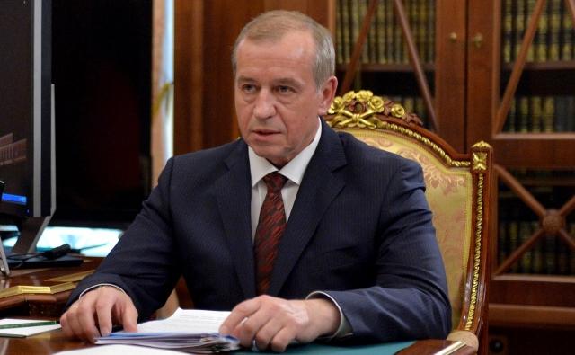 Губернатор Иркутской области «приструнил строптивых мэров»
