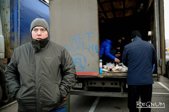 В конфликт между таможней и дальнобойщиками вмешался врио главы Дагестана