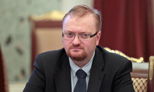 Милонов признал «оккупацию» Финляндии и выступил за безвизовый режим