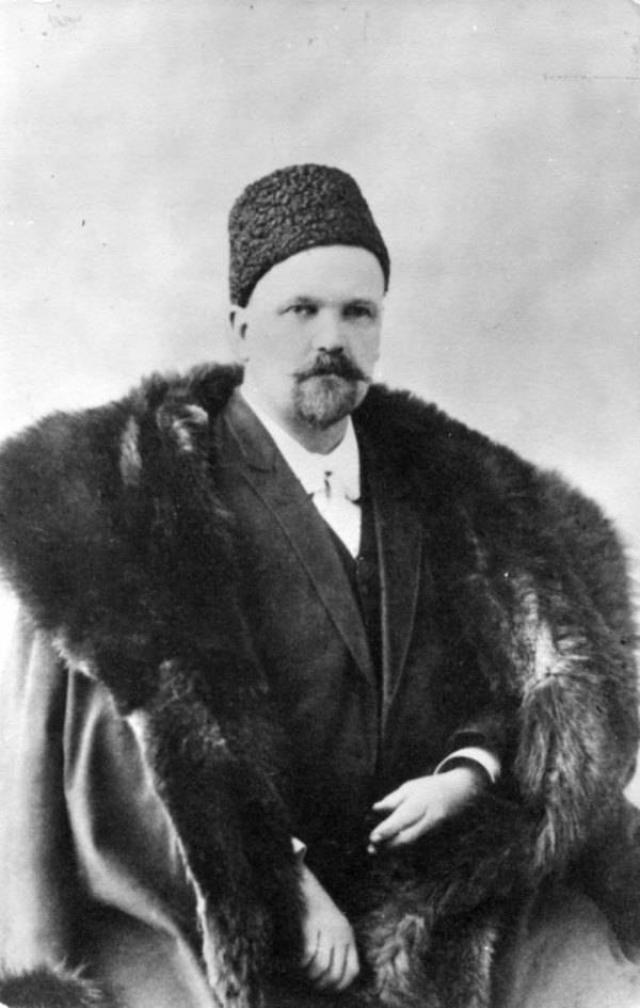 В. А. Гиляровский. Москва. 1880-е гг