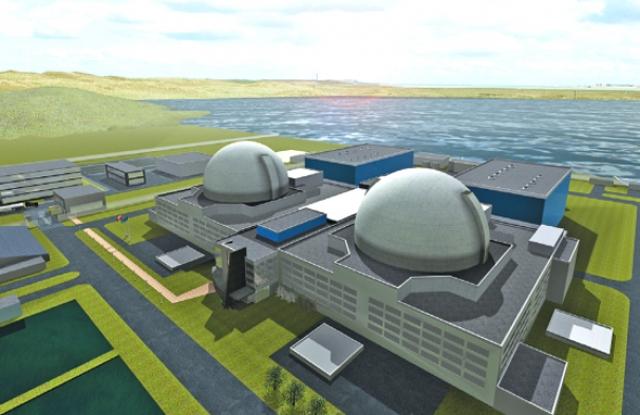 Корпорация Hitachi ушла из Литвы и не будет строить Висагинскую АЭС