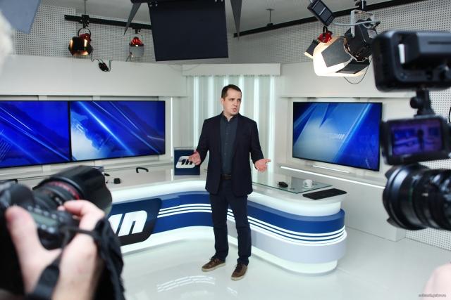 В Пскове появился новый городской телеканал