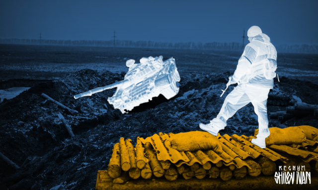Киев и Вашингтон готовят ВСУ к началу боёв за Донбасс