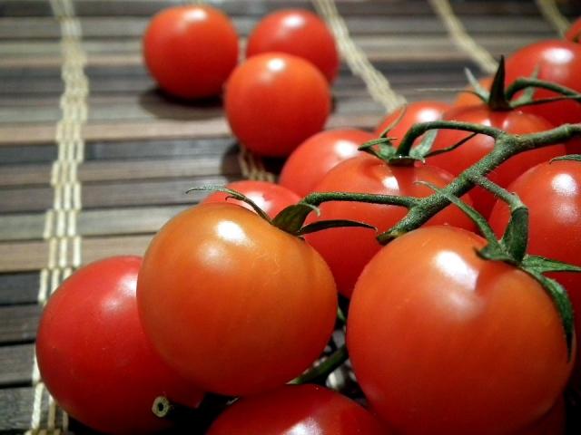 В Россию отправлена первая партия томатов из Турции