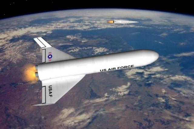 Пентагон считает космос новой площадкой для ведения военных действий