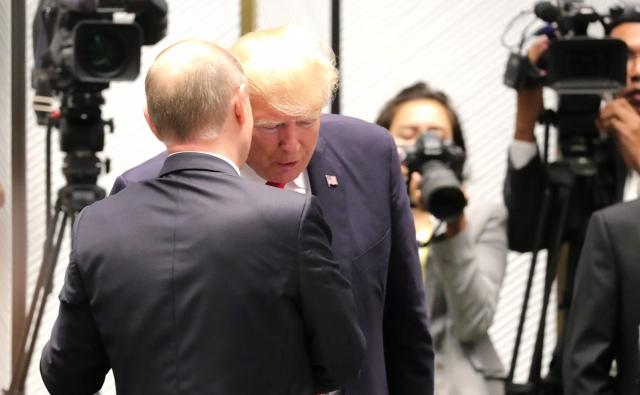 Путин: Ответ на репрессии против российских СМИ в США будет зеркальным