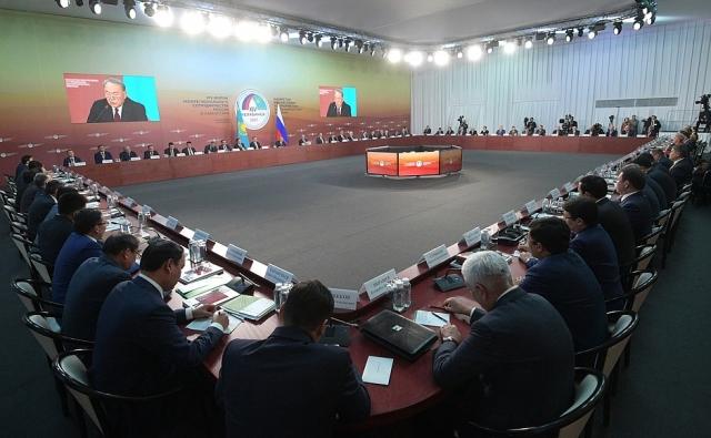 Итоги форума в Челябинске: о чем договорились Путин с Назарбаевым