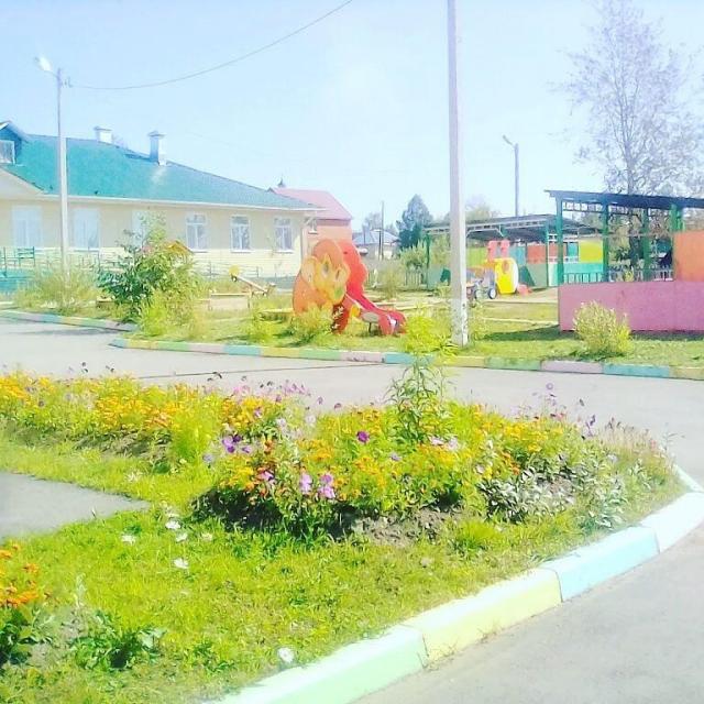 Детский сад в Верхнечусовских городках