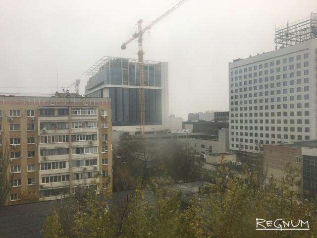 Строительство отеля в Ростове-на-Дону заморожено