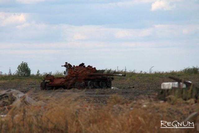 Россия и США продолжат поиски путей для прекращения войны в Донбассе