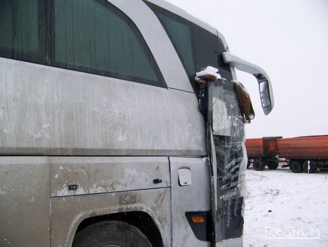 Водители рейсового автобуса «Усть-Каменогорск — Новосибирск», попавшего в страшное ДТП,  неделю прожили на трассе