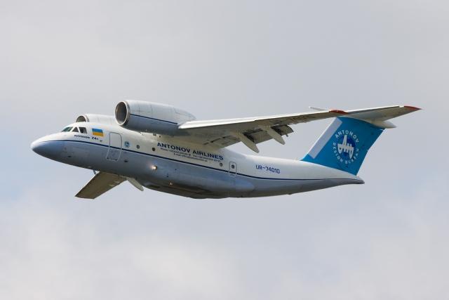 Договор «Укроборонпрома» с компанией из США на производство Ан-74 — фикция?