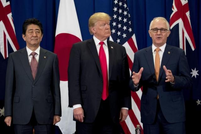 США: «Прицеливаемся в КНДР — подразумеваем Китай»
