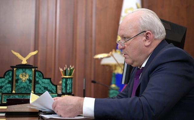 Глава Хакасии о новом губернаторском сроке: «Без разрешения не пойду»