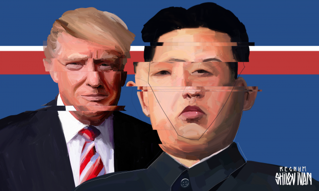 Трамп в Сеуле: мирное силовое решение северокорейской проблемы