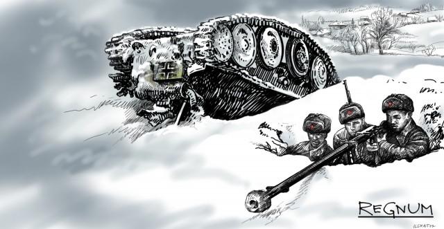 Мужество крепче стали. Подвигу панфиловцев под Москвой – 76 лет