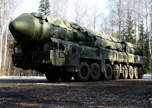 МБР РС-24 «Ярс»