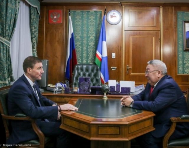 Андрей Турчак: Якутия динамично развивается