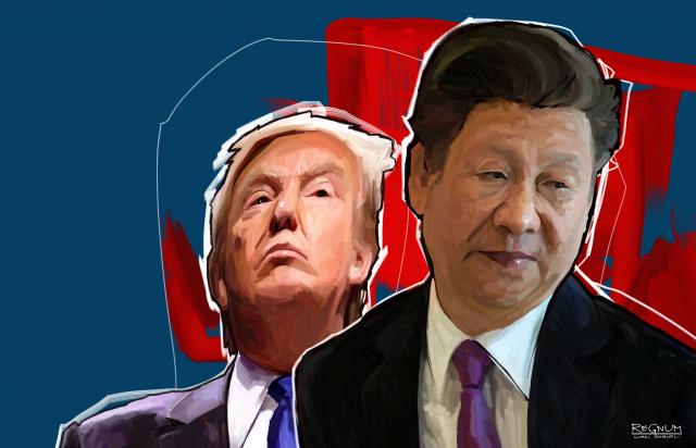 Азиатское турне Трампа: тяжёлая зависимость США от Китая