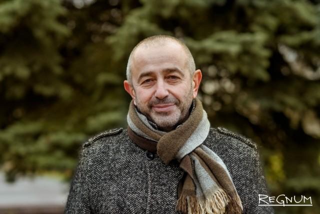 Наш гид по свалке Николай Дижур