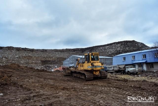 Серпуховской район Подмосковья переживает экологическое бедствие