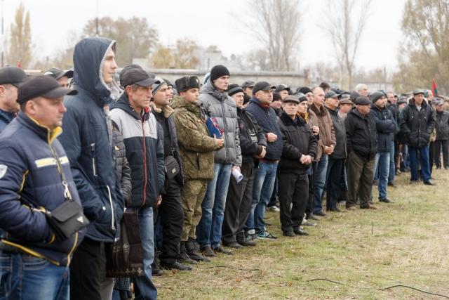 Мобилизационный ресурс Приднестровья: на сборы пришли 40 тысяч добровольцев